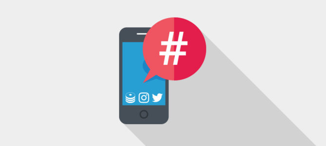 LET'S TALK ABOUT HASHTAGS